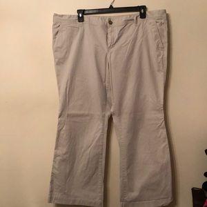 Old Navy Khaki pants
